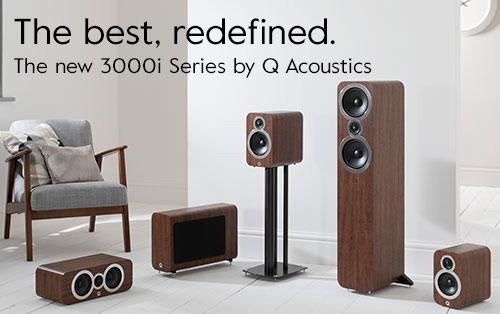 Q Acoustics 3000i - Najboljše redefinirano!