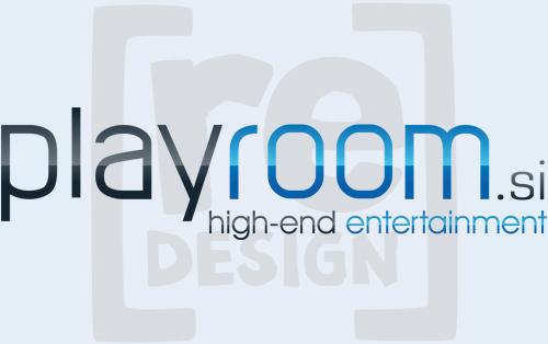 Prenovljeni Playroom.si je tu