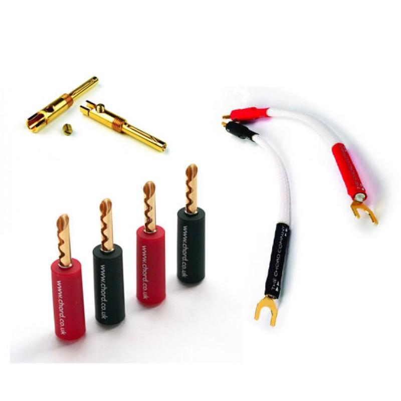 Zvočniški in RCA konektorji