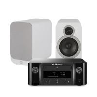 Marantz M-CR612 Melody X + Q Acoustics 3020i