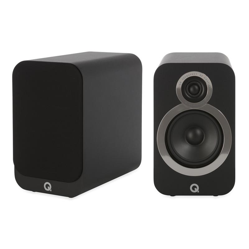 Q Acoustics 3020i - Graphite grey -demo