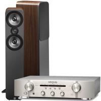 Q Acoustics 3050 + Marantz PM6006