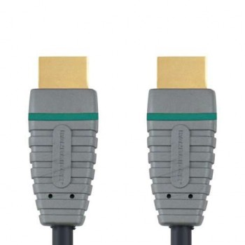 Bandridge High Speed HDMI® Cable with Ethernet (3D,1.4)