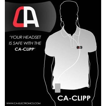 CA Clipp držalo za slušalke