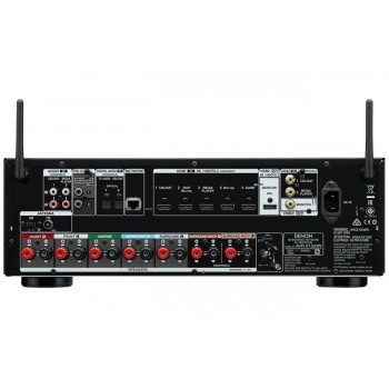 Indiana Line Nota X + Denon AVR-X1300W