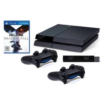 SONY PlayStation 4 - 500GB, 2x DS4 krmilnik, PlayStation kamera, Killzone Shadow Fall