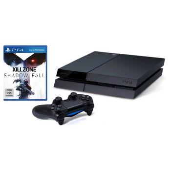 SONY PlayStation 4 - 500GB, Killzone Shadow Fall