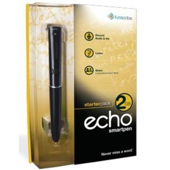2GB Echo™ Smartpen Starter Pack
